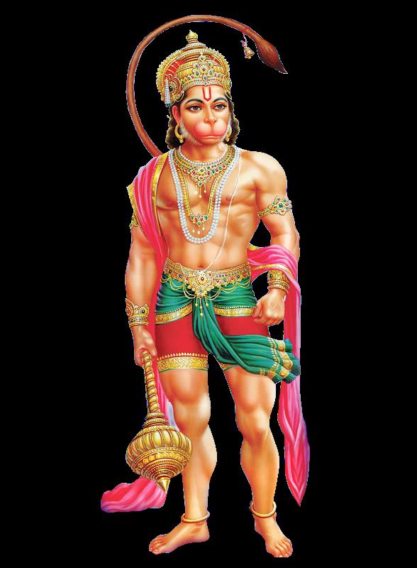 Hanuman PNG - 19337