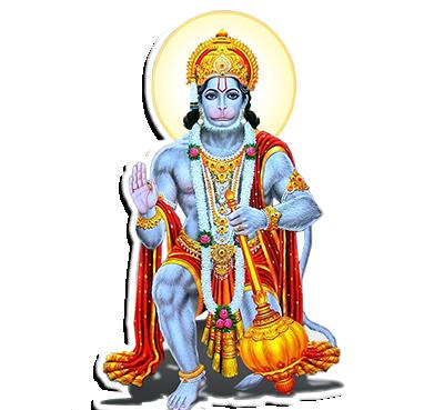 Hanuman Png Hd PNG Image - God PNG