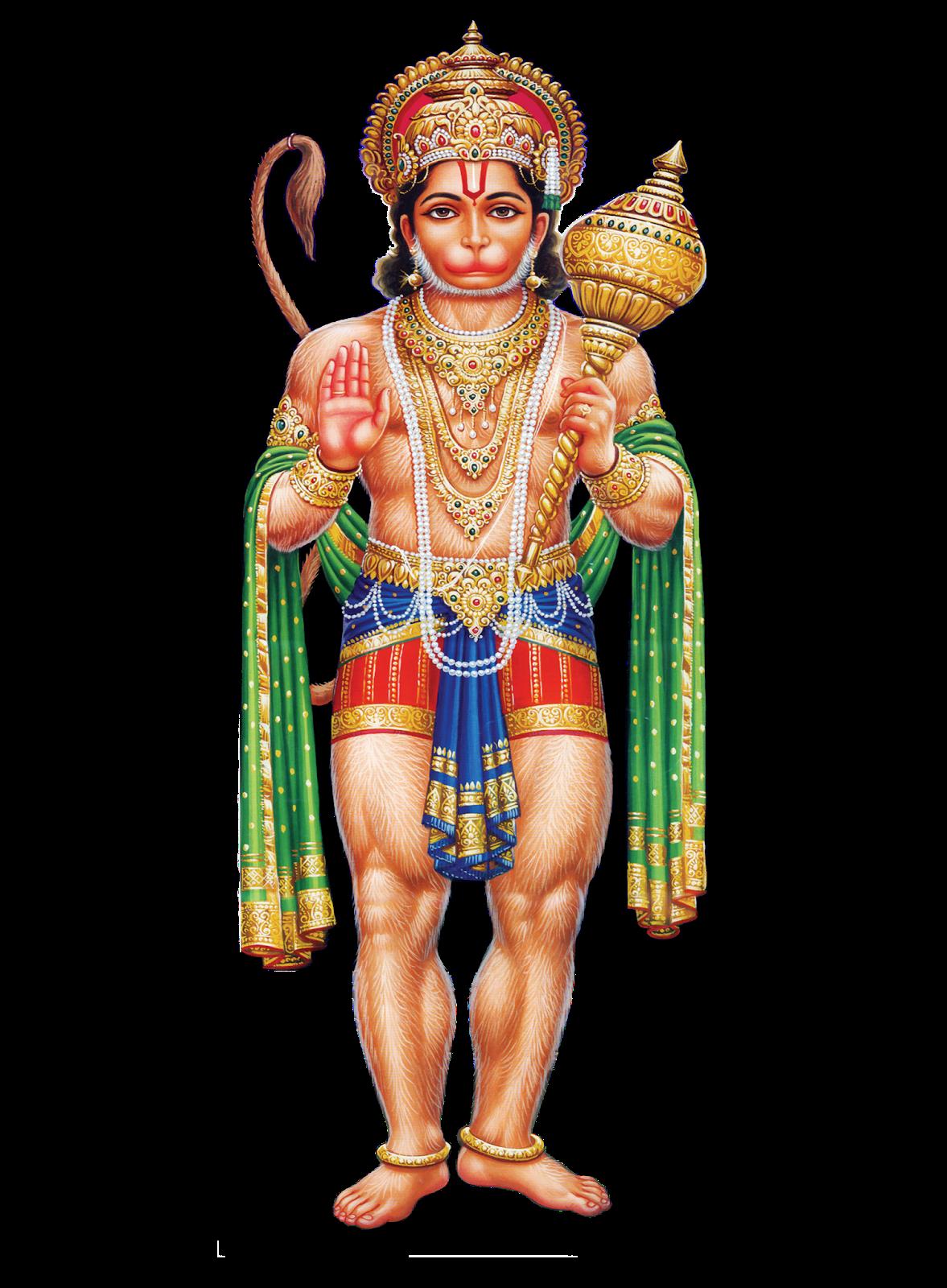 Hanuman PNG - 19351