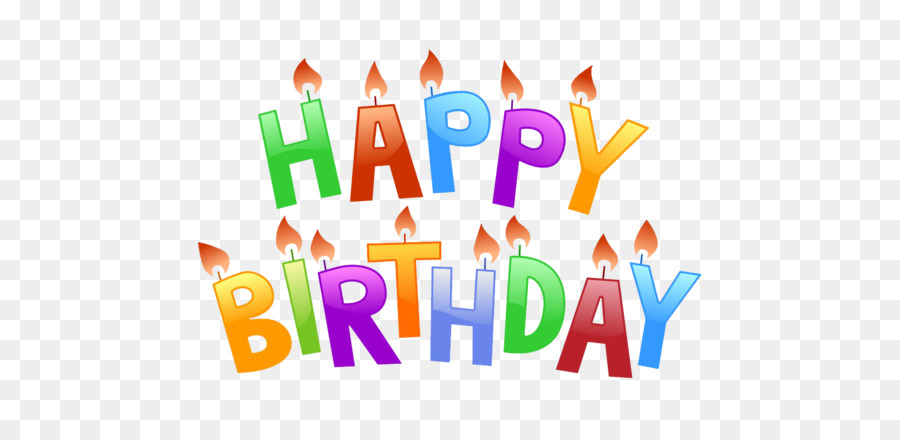 Happy Birthday to You Wish Greeting card Birthday card - Happy Birthday PNG - Happy Birthday To You PNG
