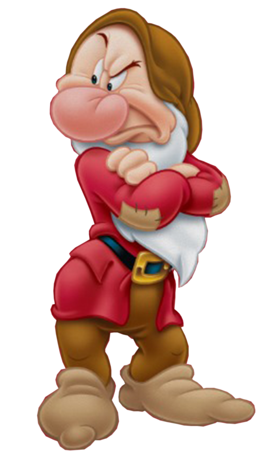 Disney art - Happy Dwarf PNG