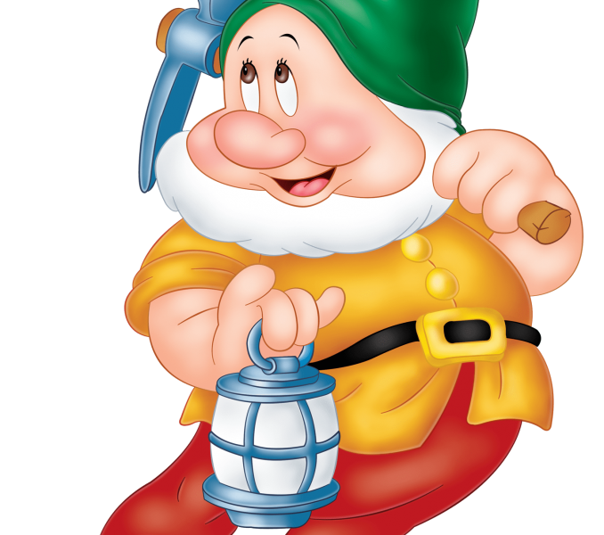 picture of happy dwarf snow white happy dwarf transparent png stickpng to  print - Happy Dwarf PNG