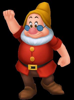 Seven Dwarfs - Happy Dwarf PNG