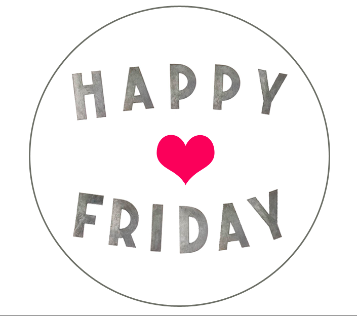 Happy Friday PNG-PlusPNG.com-705 - Happy Friday PNG