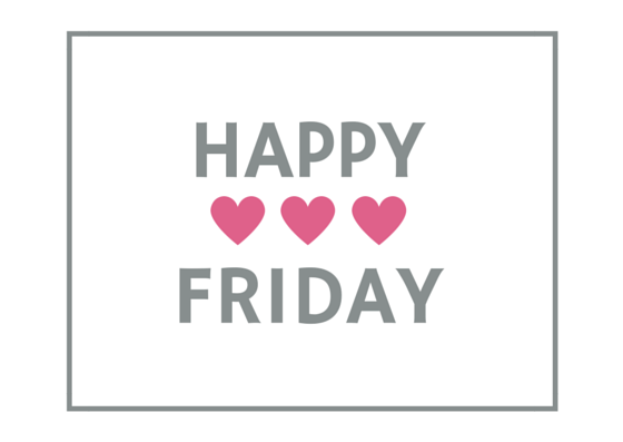 Happy Friday by Smile-its-Friday PlusPng.com  - Happy Friday PNG
