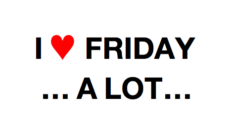 Happy u201cFridayu201d Everyone! Well Itu0027s Friday For Me #4dayholiday - Happy Friday PNG