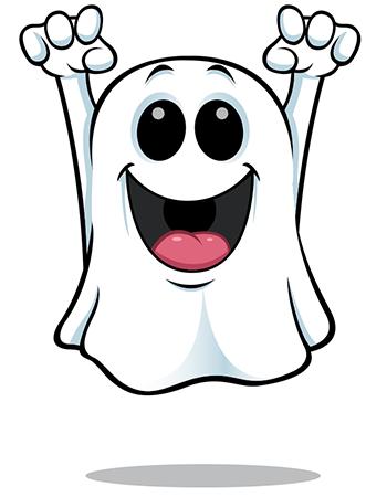 PlusPng pluspng.com Cute Halloween Ghost Png (05) PlusPng pluspng.com - Happy . - Happy Ghost PNG HD