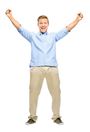 Happy Guy PNG - 47753