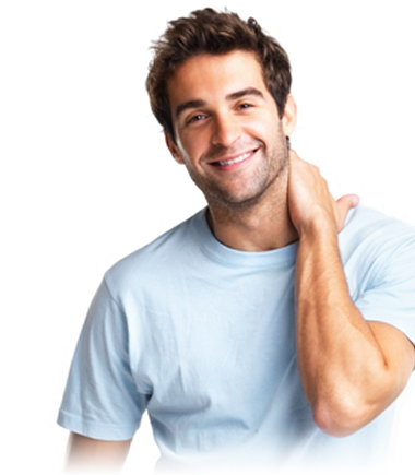 Happy Men PNG Stock Images