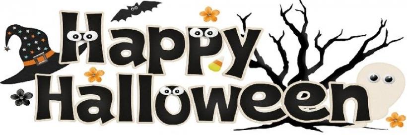 . PlusPng.com Happy Halloween Banner Png | Halloween Banner PlusPng.com  - Happy Halloween PNG