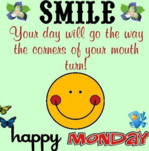 Happy Monday PNG HD - 131280