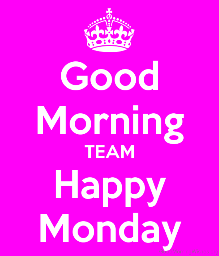 Happy Monday PNG HD - 131290