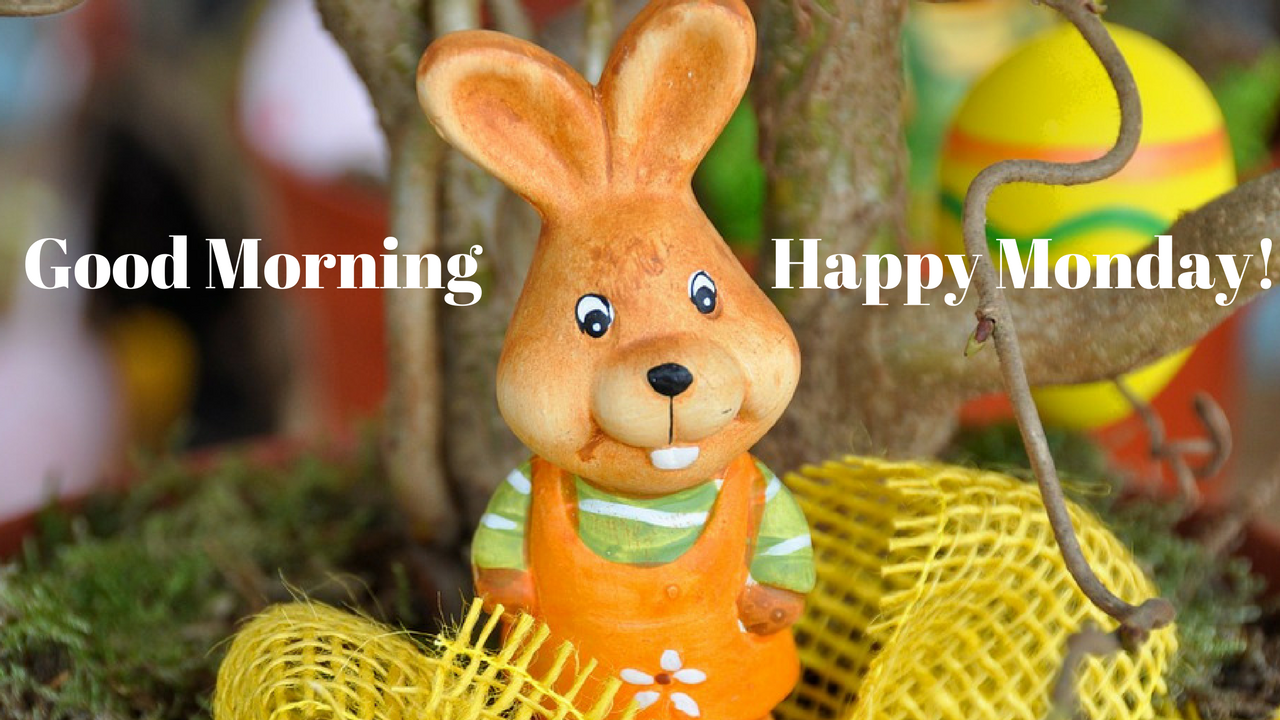 Happy Monday PNG HD - 131292