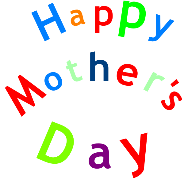 Happy Mother S Day Sign Clip Art at Clker pluspng.com - vector clip art online,  royalty free u0026 public domain - Happy Mothers Day Sign PNG