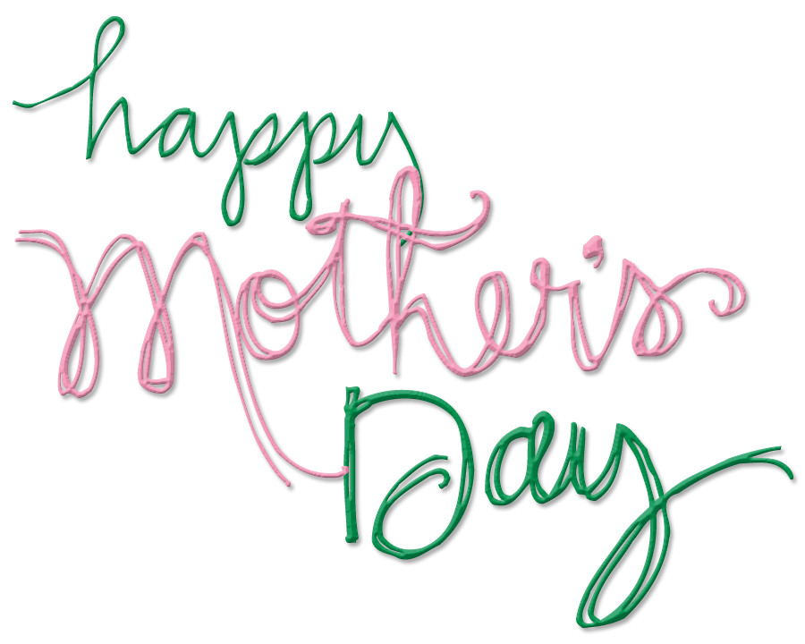 Happy Mothers Day Png - Happy Mothers Day Sign PNG