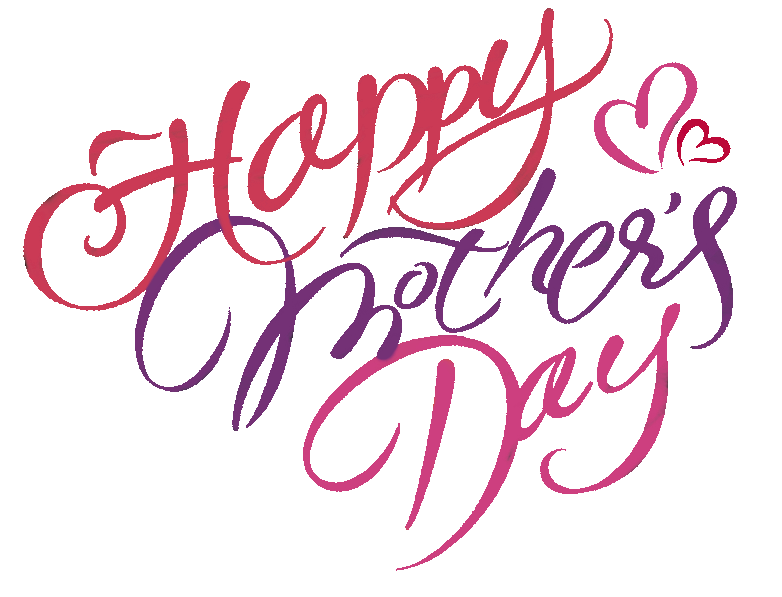 Motheru0027s day comes part of happy mothers day bulletin border clipart use  for the words happy - Happy Mothers Day Sign PNG