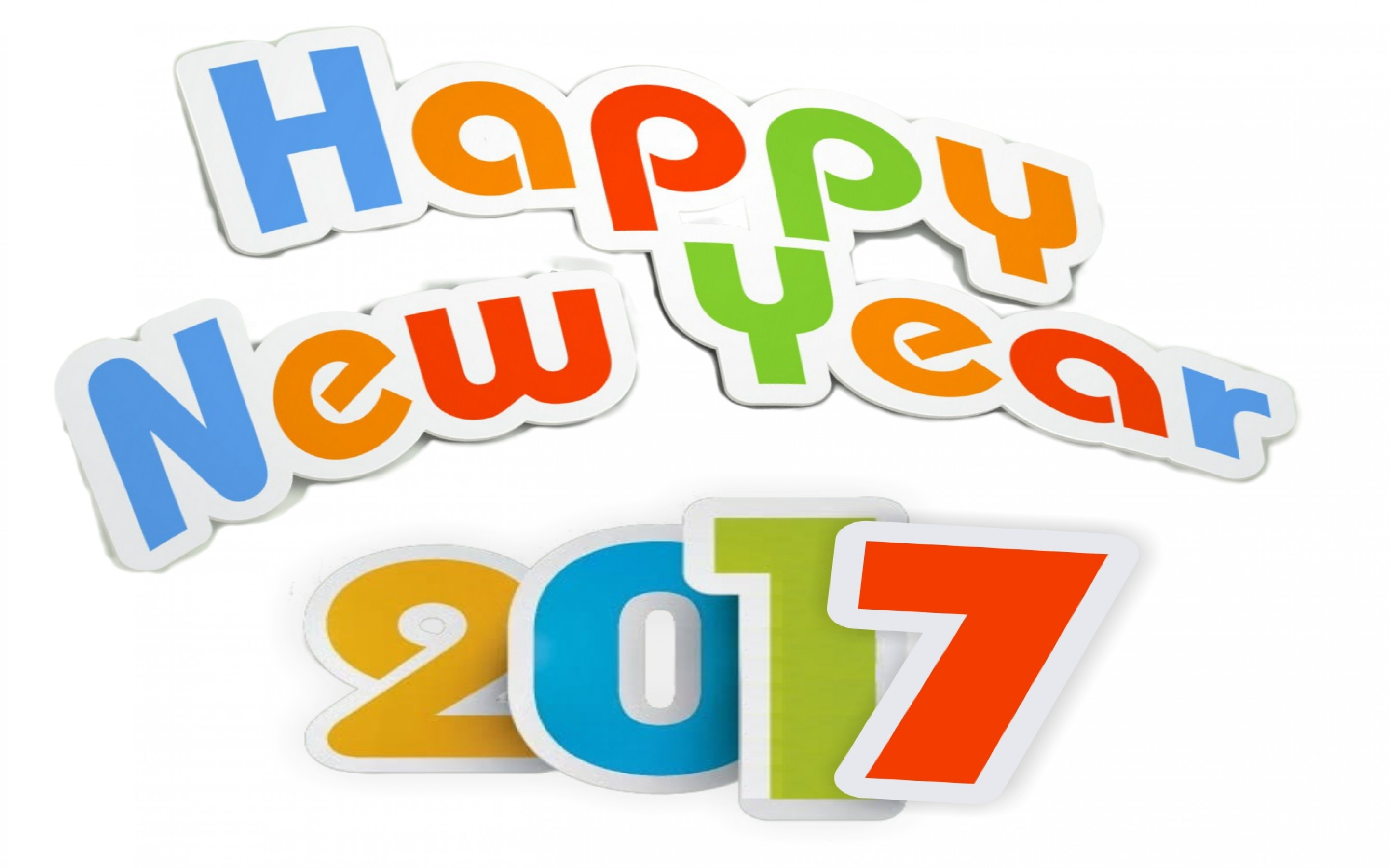 Happy New Year PNG - 20791