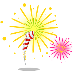 fireworks-icon.png PlusPng.com  - Happy New Year PNG Fireworks