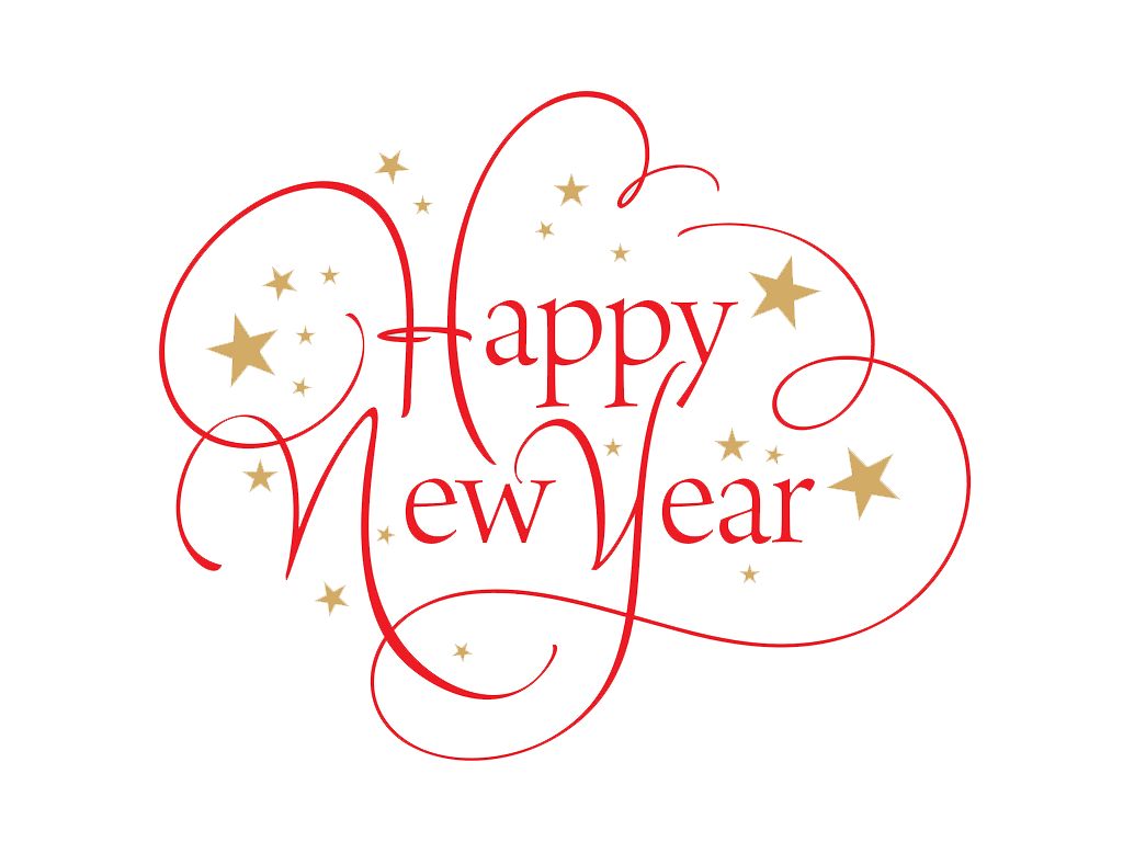 Happy New Year PNG - 20783