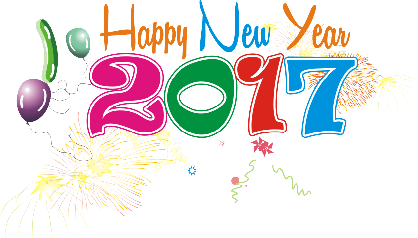 Happy New Year PNG - 20800