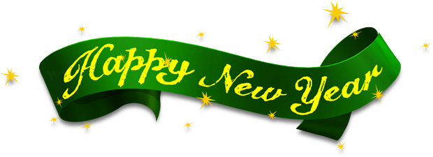 Happy New Year PNG - 20790