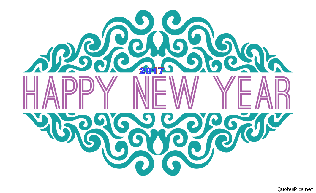 Happy New Year PNG - 20794