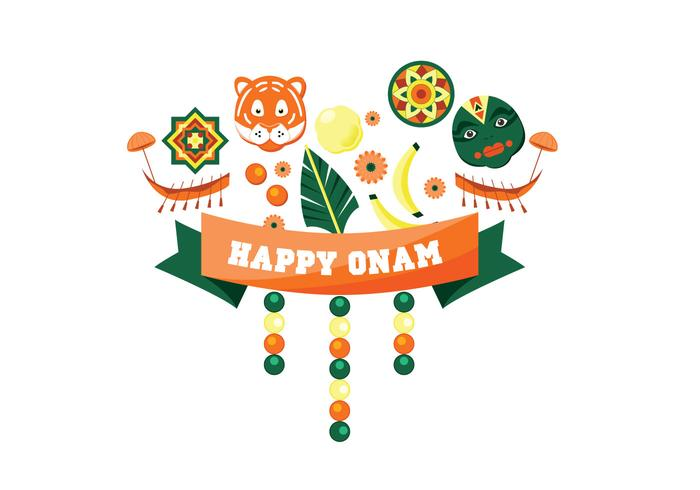 Happy Onam PNG