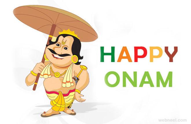 Happy Onam Greetings happy on