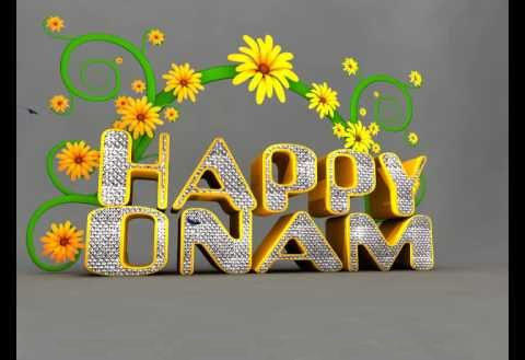 Happy Onam on August 28th 201