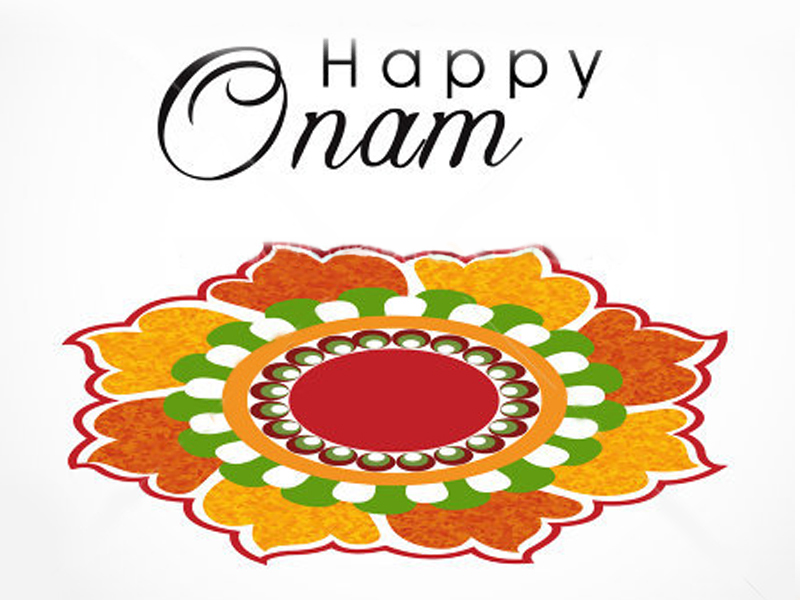 May the festival of Onam fill your life with Happiness and Joy PlusPng.com :) - Happy Onam PNG