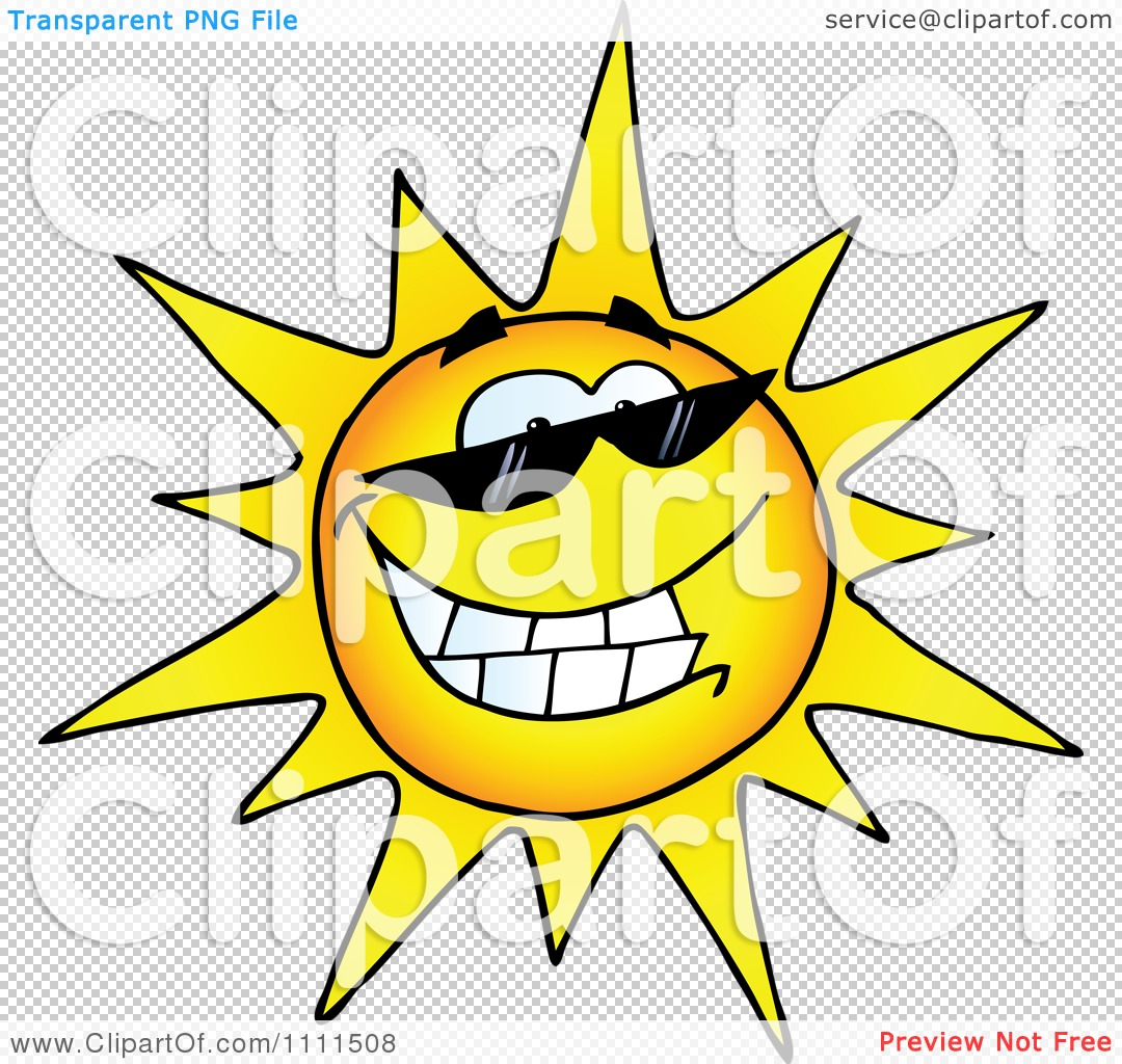 PNG file has a transparent background. - Happy Sun PNG No Background