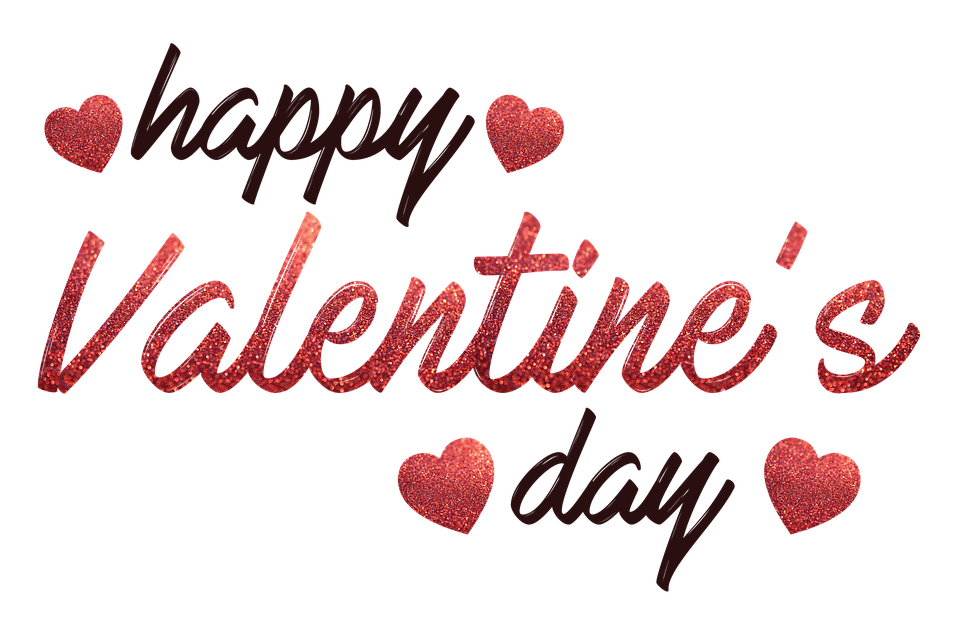 Happy Valentines Day, Love, Valentine, Hearts - Happy Valentines Day PNG HD