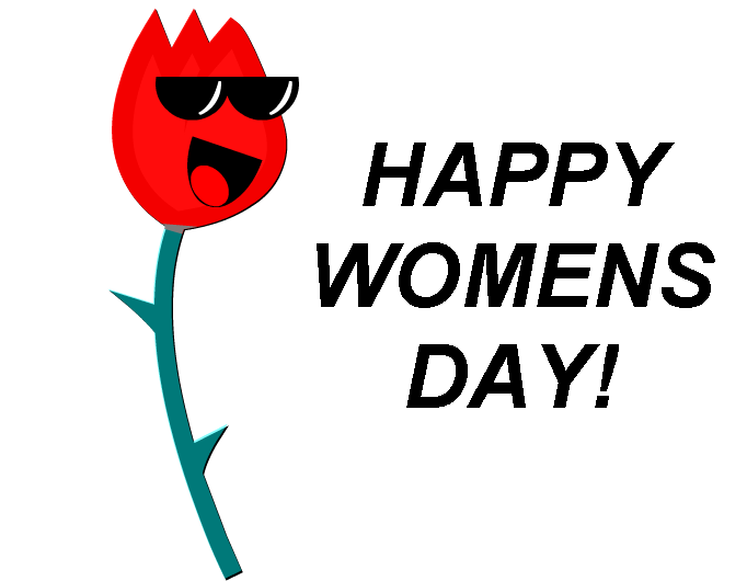 HAPPY WOMENS DAY! - Happy Womens Day PNG