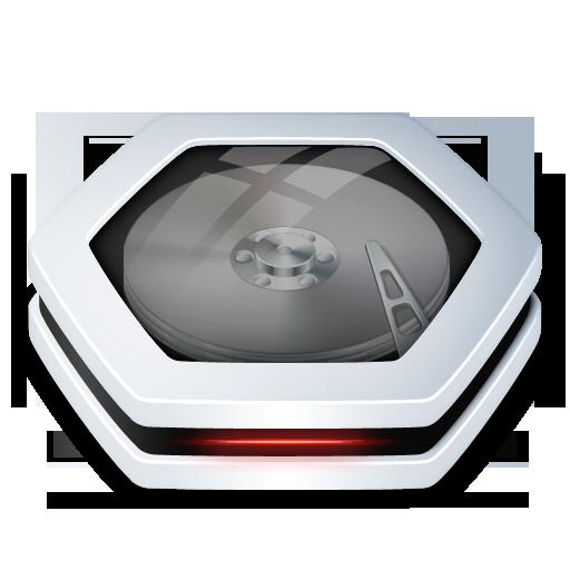 512x512 pixel - Hard Drive PNG HD