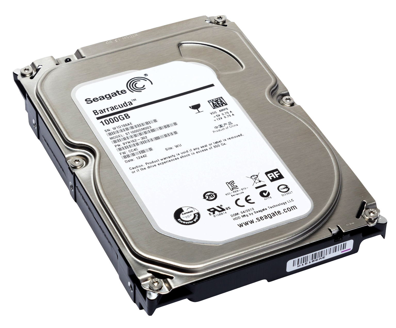 Hard Drive PNG HD