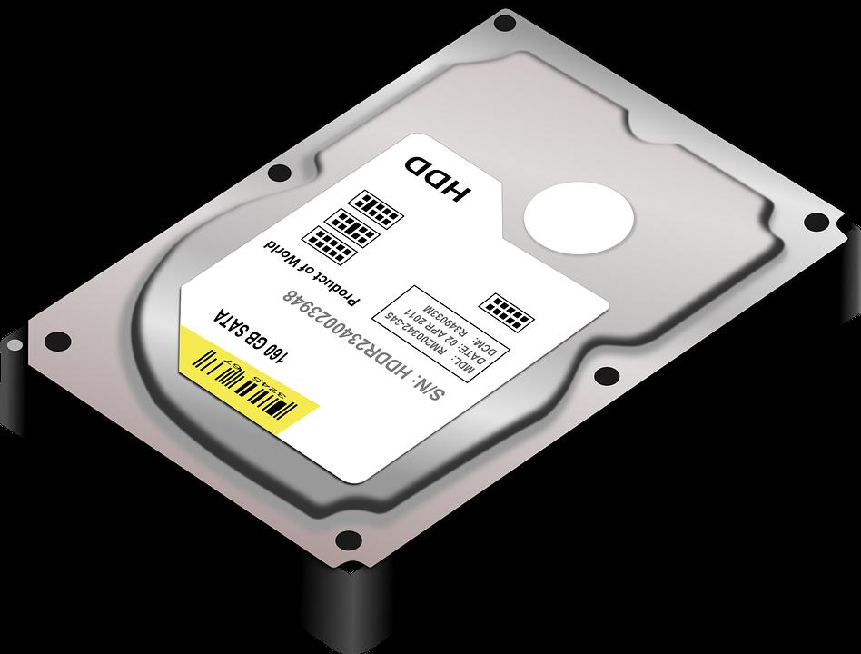 hdd hard disk drive disk hard disk data computer - Hard Drive PNG HD