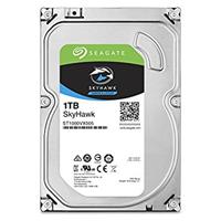 Seagate SkyHawk 1TB Surveillance Hard Drive - SATA 6Gb/s 64MB Cache HD  (ST1000VX005) - Hard Drive PNG HD