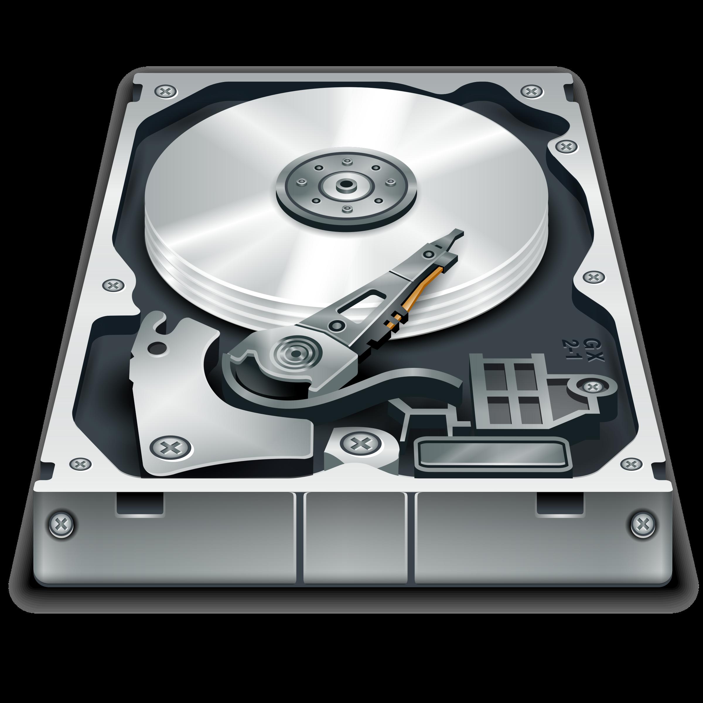 BIG IMAGE (PNG) - Harddisk HD PNG