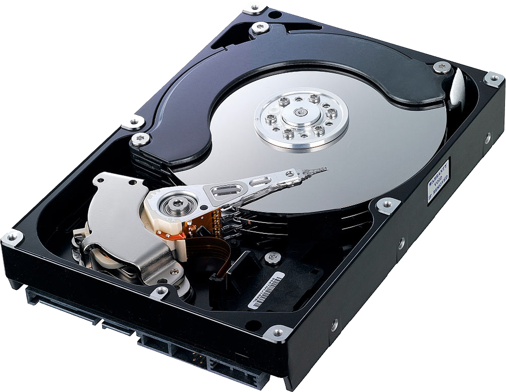 Hard disc PNG - Harddisk HD PNG