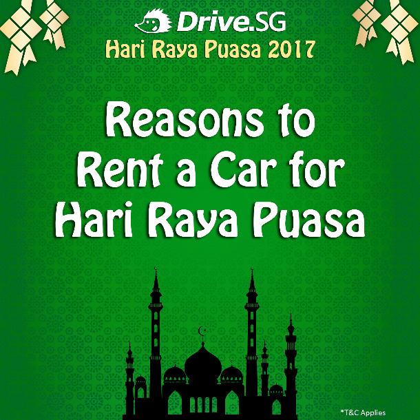 Reasons To Rent A Car For Hari Raya Puasa - Hari Raya Haji PNG