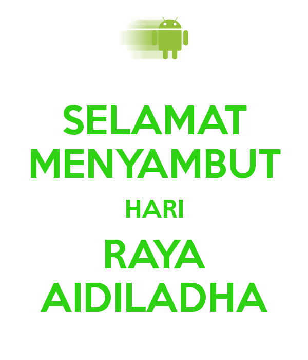 SELAMAT MENYAMBUT HARI RAYA AIDILADHA - Hari Raya Haji PNG