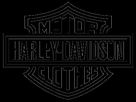 Harley Davidson Logo Vector PNG - 101451