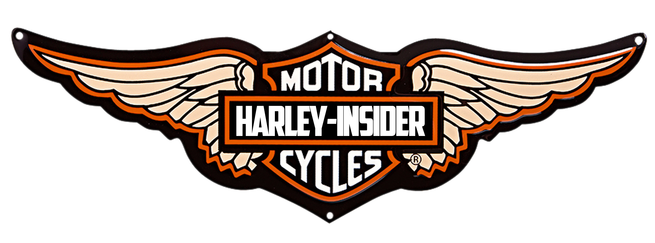 Harley Davidson Logo Vector PNG - 101456