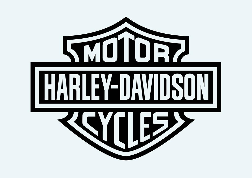 Harley Davidson Logo Vector PNG - 101458