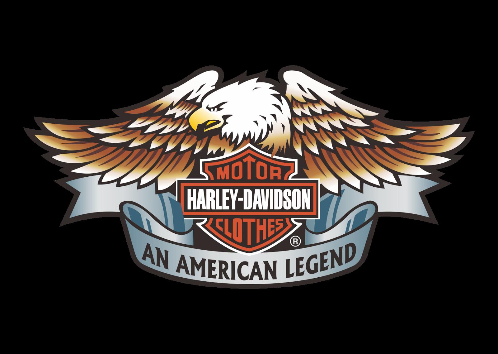 Harley Davidson Logo Vector PNG - 101459