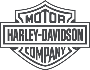Harley Davidson Logo Vector PNG - 101453