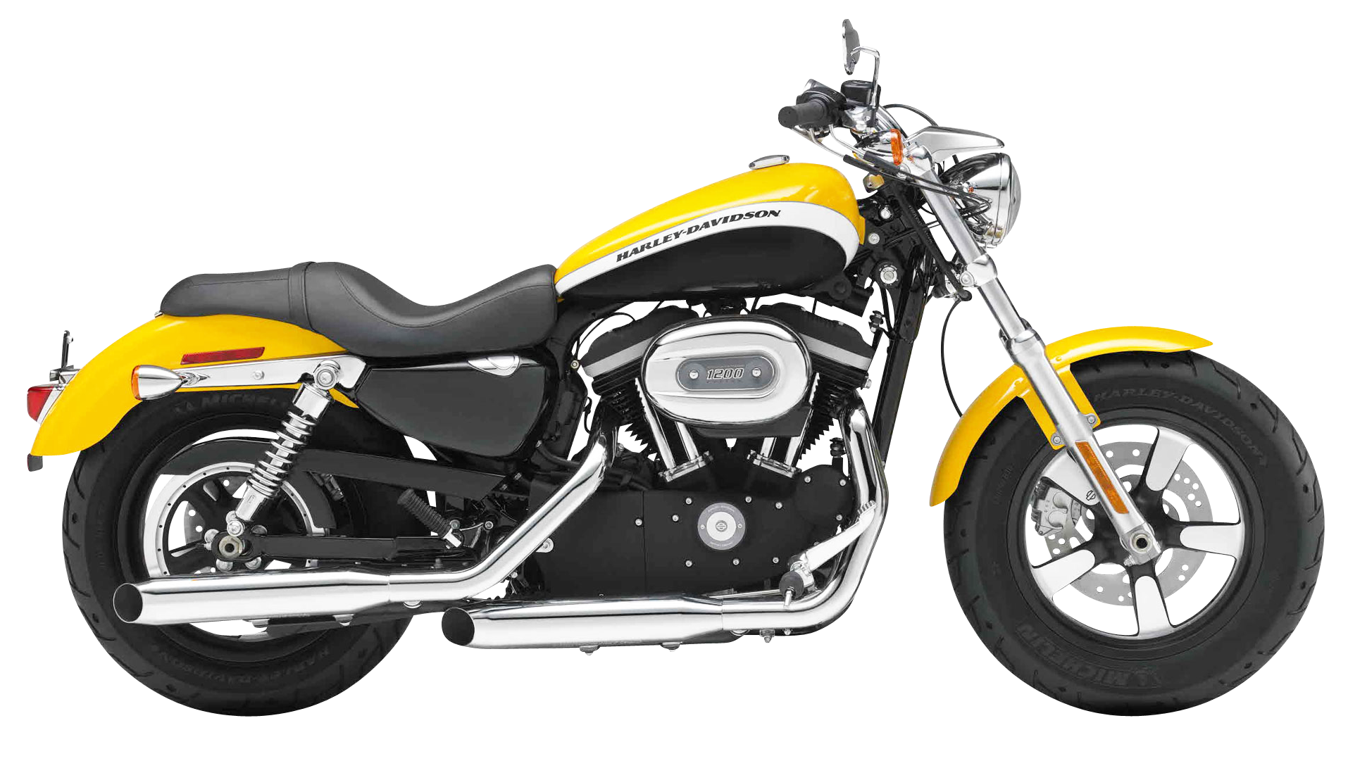 Harley Davidson PNG - 11034