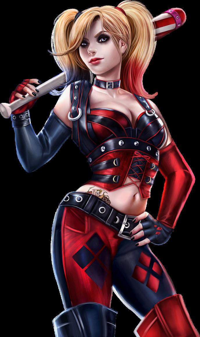 Harley-Quinn.png - Harley Quinn HD PNG