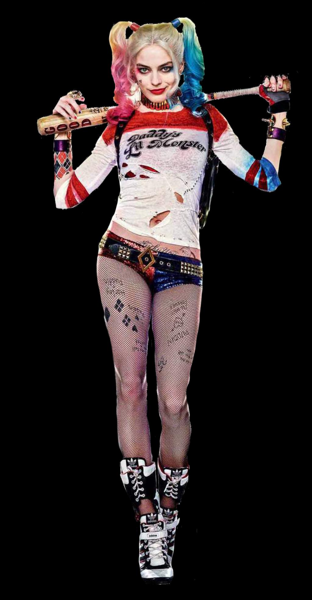 Harley Quinn HD PNG - 93223
