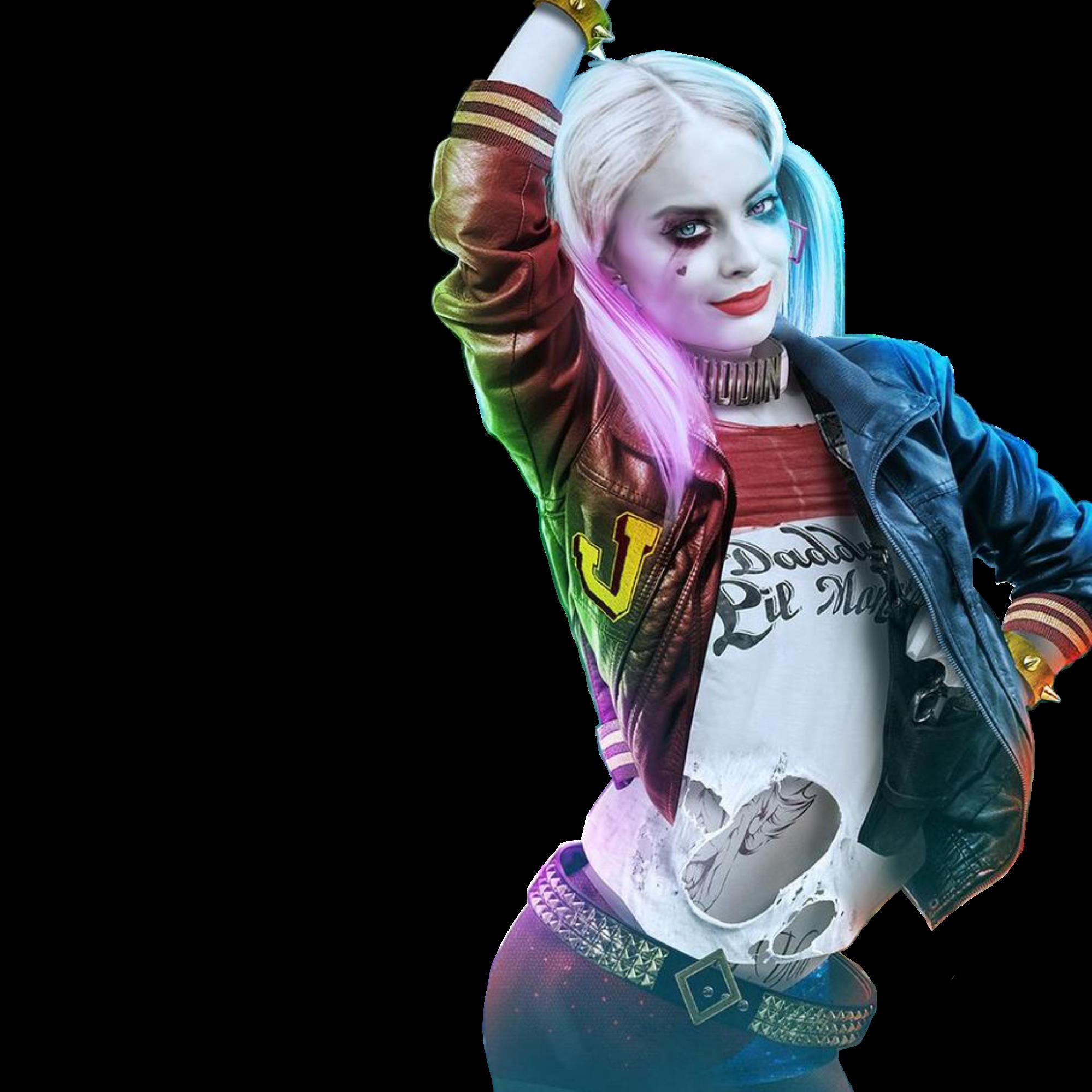 Harley Quinn - Transparent by Asthonx1 Harley Quinn - Transparent by  Asthonx1 - Harley Quinn HD PNG